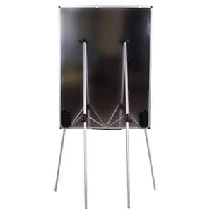 VIZ-PRO Light Magnetic Four Legs Stand Whiteboard/Flipchart Easel