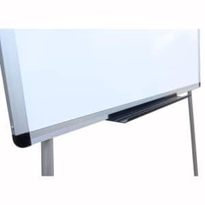 VIZ-PRO Light Melamine Tripod Whiteboard/Flipchart Easel
