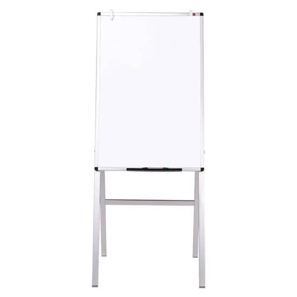 Viz Pro Melamine H Stand Whiteboard Adjustable Dry Erase Easel